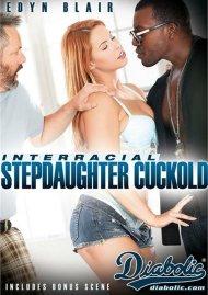 Interracial Stepdaughter Cuckold Porn Video