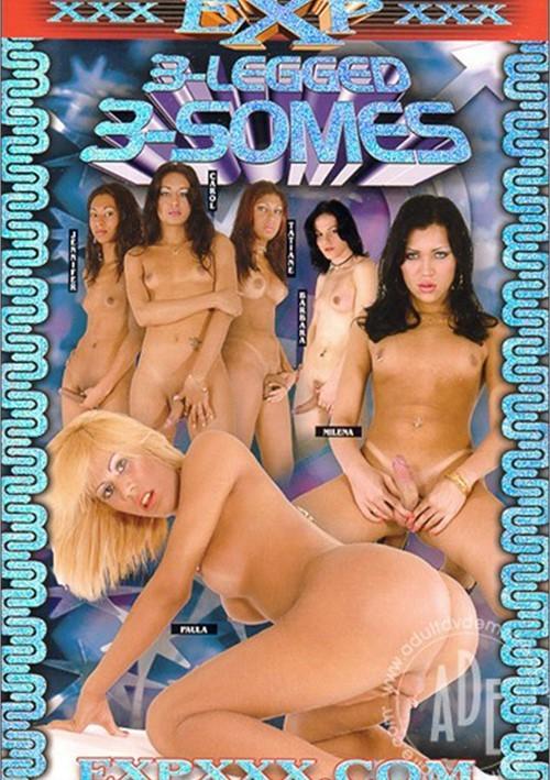 3-Legged 3-Somes Wesley (II) Paula Bruna Karol