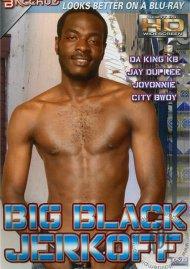 Big Black Jerkoff Porn Video