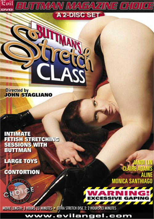 Buttmans Stretch Class (2008)