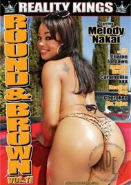 Round and Brown Vol. 11 Porn Movie