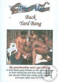 Back Yard Bang Porn Video