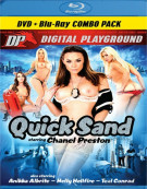 Quick Sand (DVD + Blu-ray Combo) Blu-ray