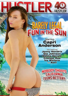Barely Legal Fun In The Sun Porn Movie