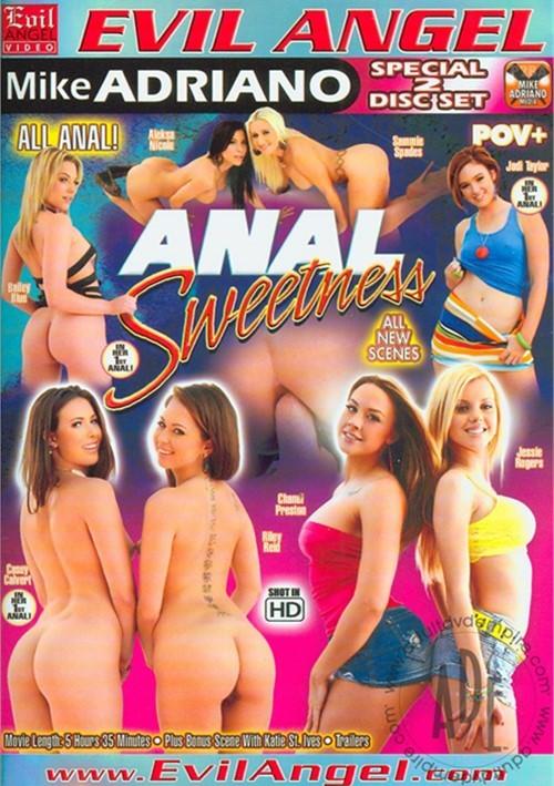 Anal Sweetness