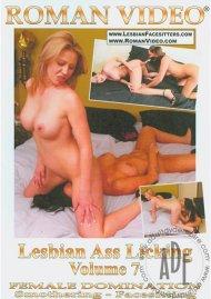 Lesbian Ass Licking Vol. 7 Porn Movie
