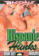 Hispanic Hunks 5-Pack Porn Movie
