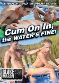 Cum On In, the Water's Fine! Porn Video
