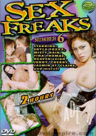 Sex Freaks #6 Porn Movie