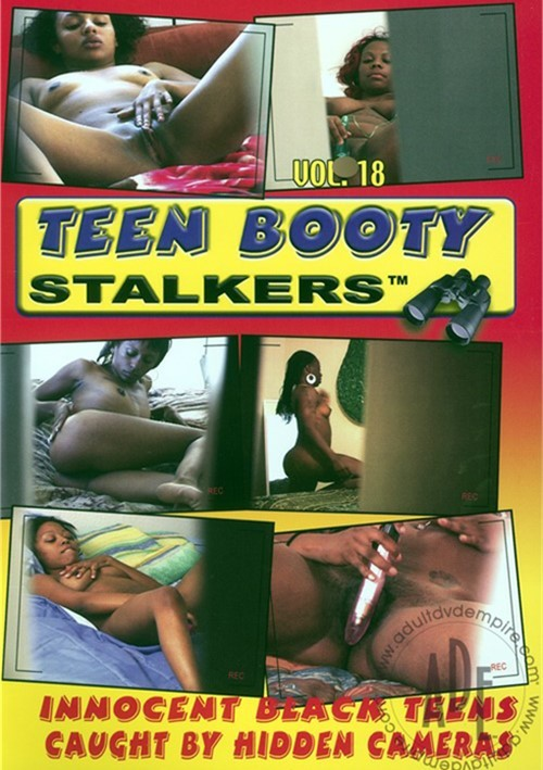 Teen Booty Stalkers Vol. 18