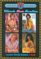 Ultimate Movie Marathon: Classic Award Winning 4-Pack Porn Movie