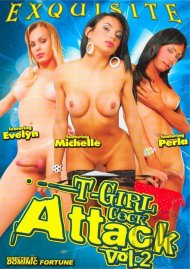 T-Girl Cock Attack Vol. 2 Porn Movie