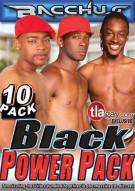 Black Power Pack 10-Disc Set Porn Movie