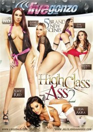 High Class Ass 2 Porn Movie