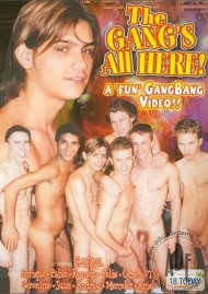 18 Today International: The Gangs All Here Porn Movie