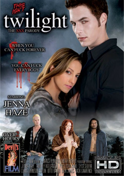 This Isnt Twilight: The XXX Parody
