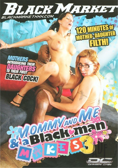 Mommy And Me & A Black Man Makes 3 image