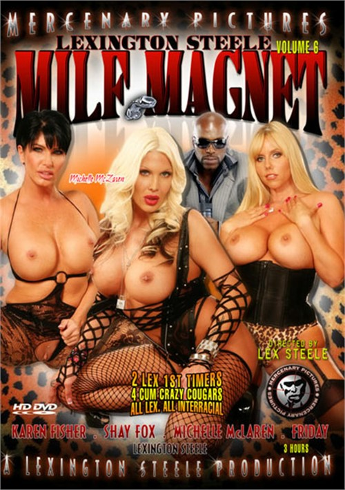 Lexington Steele: MILF Magnet Vol. 6