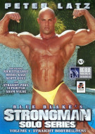 Strongman Solo Series Vol. 1: Straight Bodybuilders Porn Movie