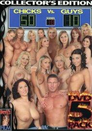 50 Chicks Vs. 10 Guys 5-Pack Porn Movie