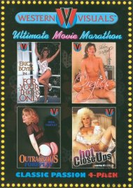 Ultimate Movie Marathon: Classic Passion 4-Pack Porn Movie