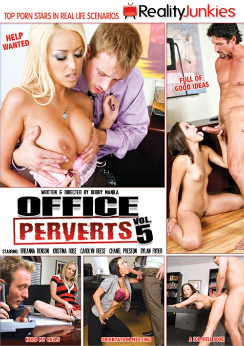 Office Perverts Vol. 5