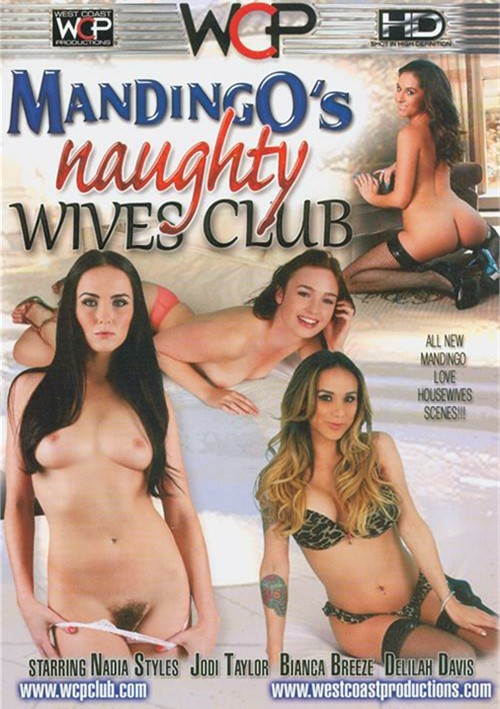 Mandingo's Naughty Wives Club Delilah Davis 2014 Jodi Taylor