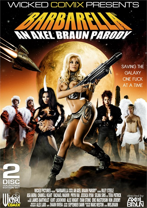 Barbarella XXX porn video