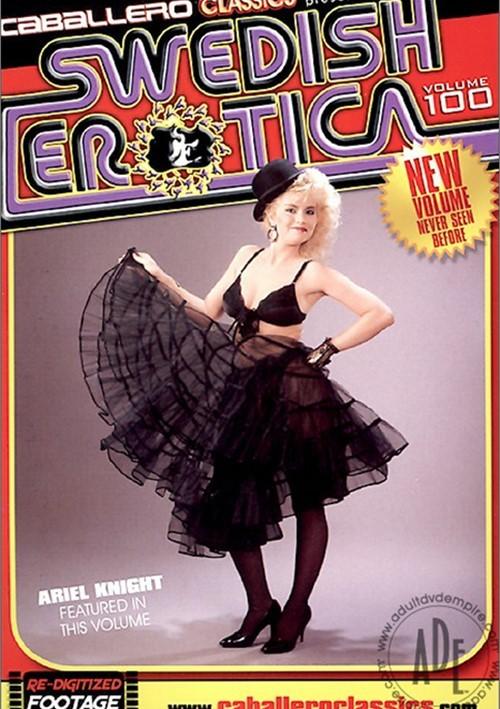 Swedish Erotica Vol. 100 Compilation Caballero Home Video Ariel Knight