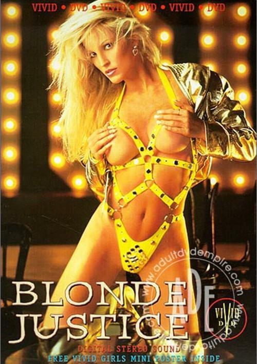 Blonde Justice