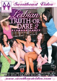Lesbian Truth Or Dare 2: Slumber Party Porn Movie