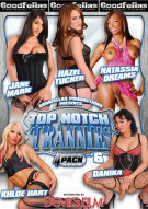 Top Notch Trannies 4-Pack #6 Porn Movie