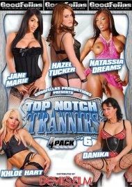 Top Notch Trannies 4-Pack #6 Porn Movie