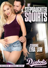 My Stepdaughter Squirts DVD porn movie from Diabolic Video.