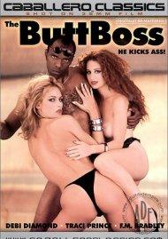 Butt Boss, The Porn Movie