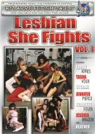 Lesbian She Fights Vol. 1 Porn Movie