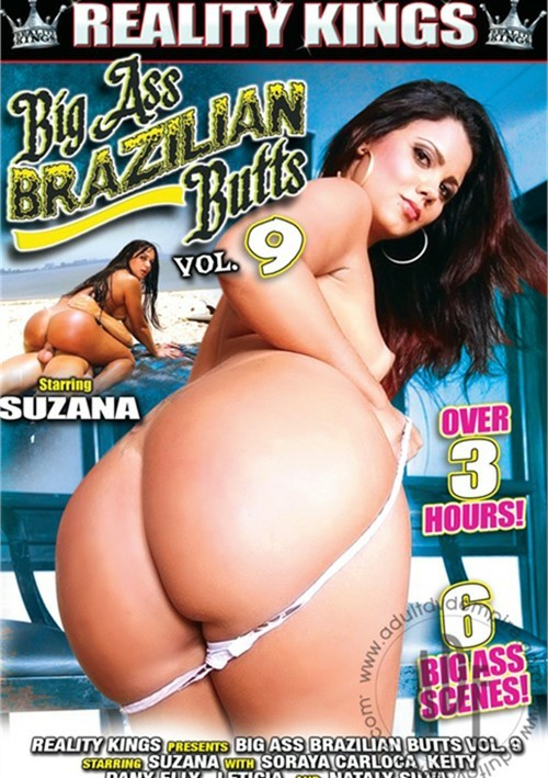 Big Ass Brazilian Butts Vol. 9