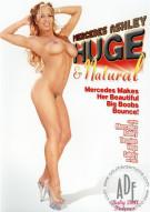 Mercedes Ashley: Huge & Natural Porn Video