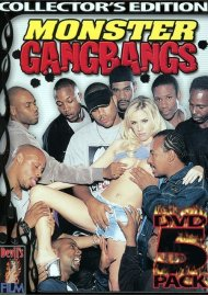 Monster Gangbangs (5-Pack) Porn Movie