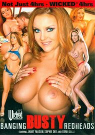 Banging Busty Redheads Porn Movie