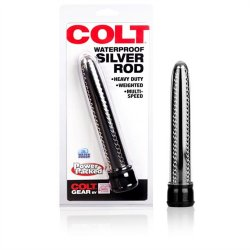 Colt Waterproof Silver Rod Sex Toy