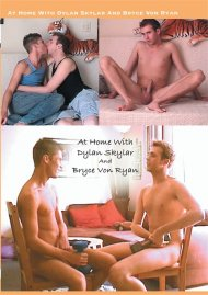 At Home with Dylan Skylar & Bryce Van Ryan Porn Video