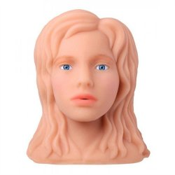 Haley's Hot Head Blow Job Masturbator Sex Toy