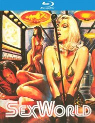 Sex World Blu-ray porn movie from Vinegar Syndrome.