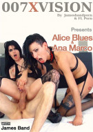 Alicia Blues & Ana Marco Porn Video