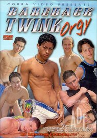 Bareback Twink Orgy Porn Movie
