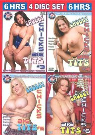Chubby Chicks Big Tits #1 4-Pack  Porn Movie