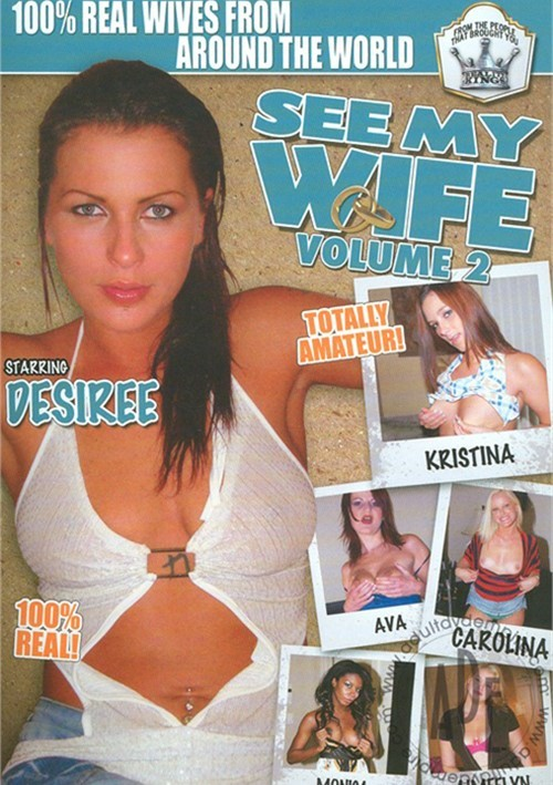 See My Wife Vol. 2 Monica Foster Amateur Ava Allure