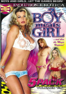 Boy Meats Girl Vol. 1-5 Porn Movie