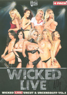 Wicked Live Uncut & Uncensored Vol. 1-4 Porn Movie